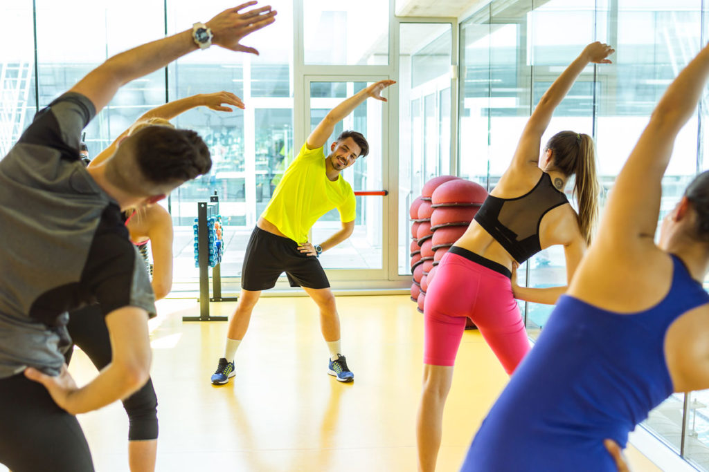 cours collectif fitup club